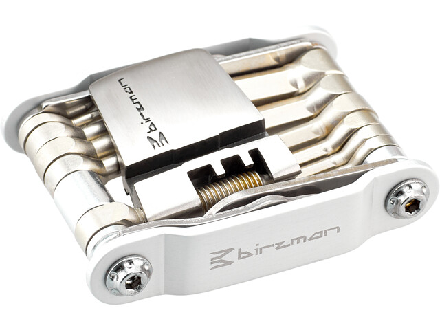 Birzman E-Version 20 Multi Tool silber